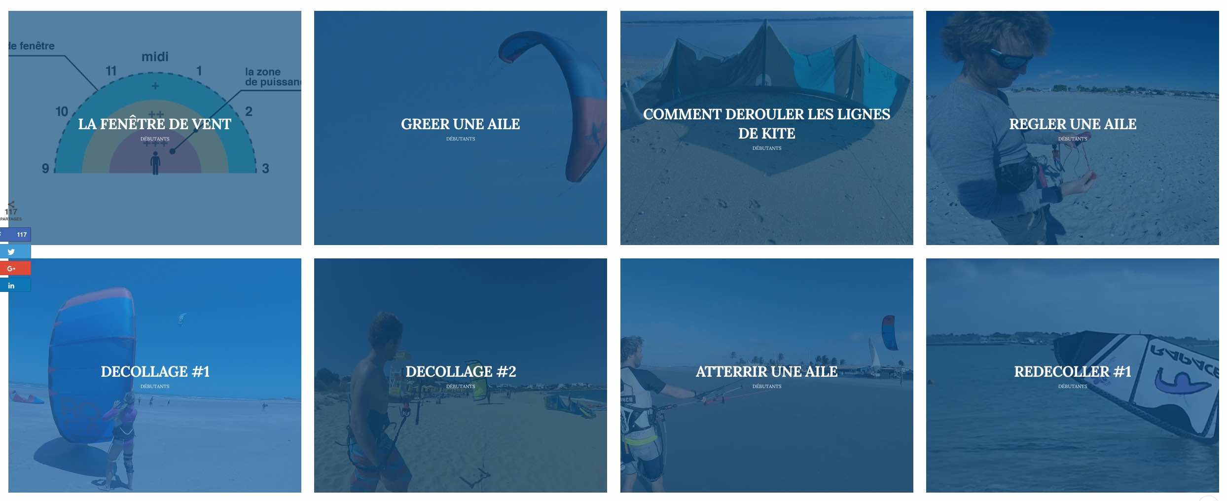 apprendre la theorie du kitesurf, tutoriel youtube kitesurf, one launch kiteboarding