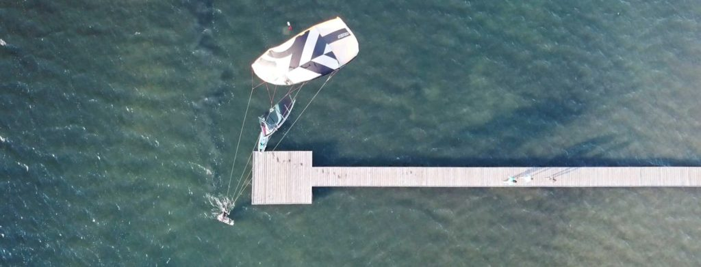apprendre le kitesurf en sicile, voyage kitesurf, spot pour débutant kitesurf
