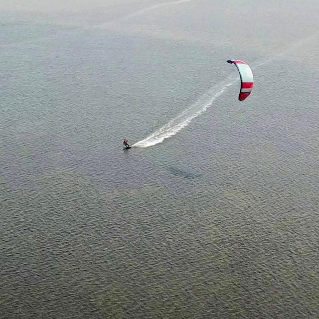 lo stagnone akwen, woda lo stagnone, kitesurfing we włoszech