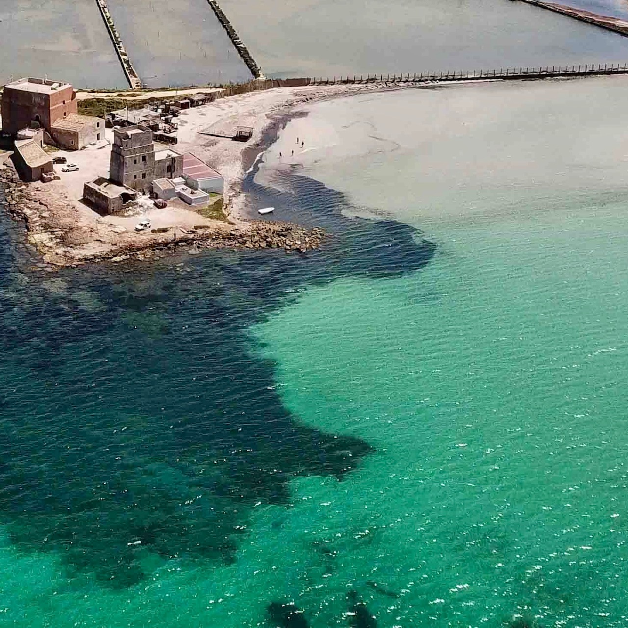 lostagnone bay, lo stagnone kite spot, san teodoro