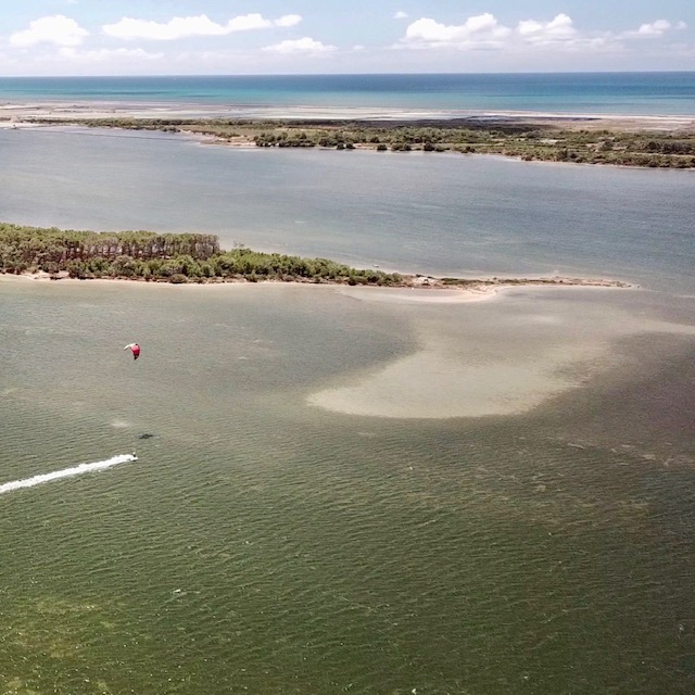 kitesurfing in sicily, kite sicily, lo stagnone sicily