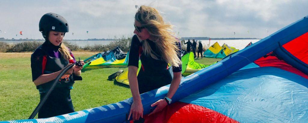 how to kitesuf, best kitesurf destination for beginner, best kitesurf spot for beginner in europe