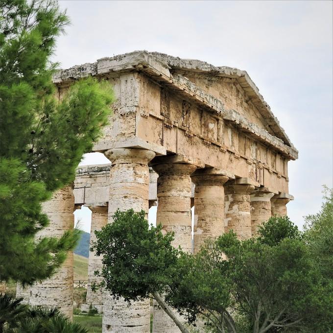 segesta temple visiter, site archéologique segesta