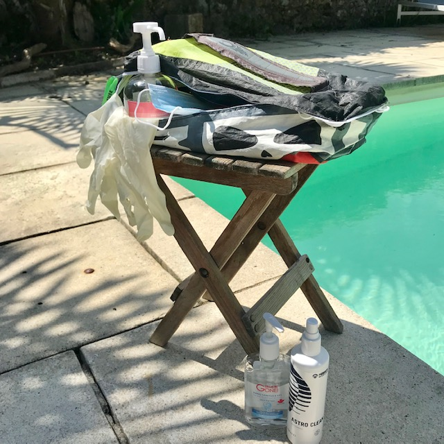 things from kite material, things from kite canopy, what to do with a broken kite, ideas for kite canopy use, kite material use