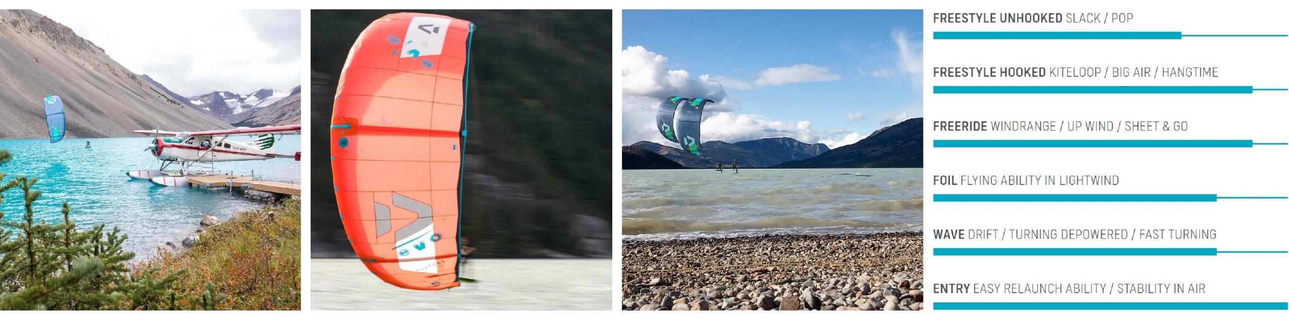 wypożyczeie sprzętu kite Sycylia lo stagnone, kite rental lo stagnone sicily, duotone evo