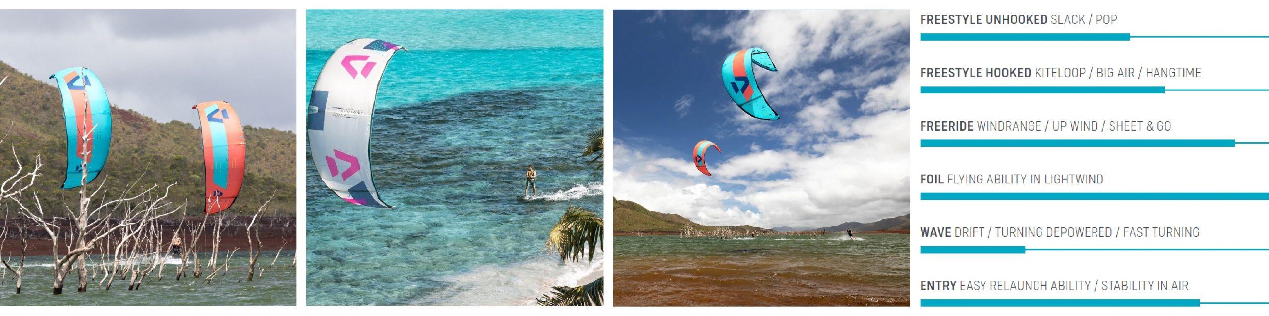 wypożyczanie latawca, kite rental, duotone juice, kite rental lo stagnone duotone, duotone kites sicily